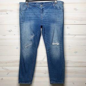 Ava + Viv Skinny Jeans